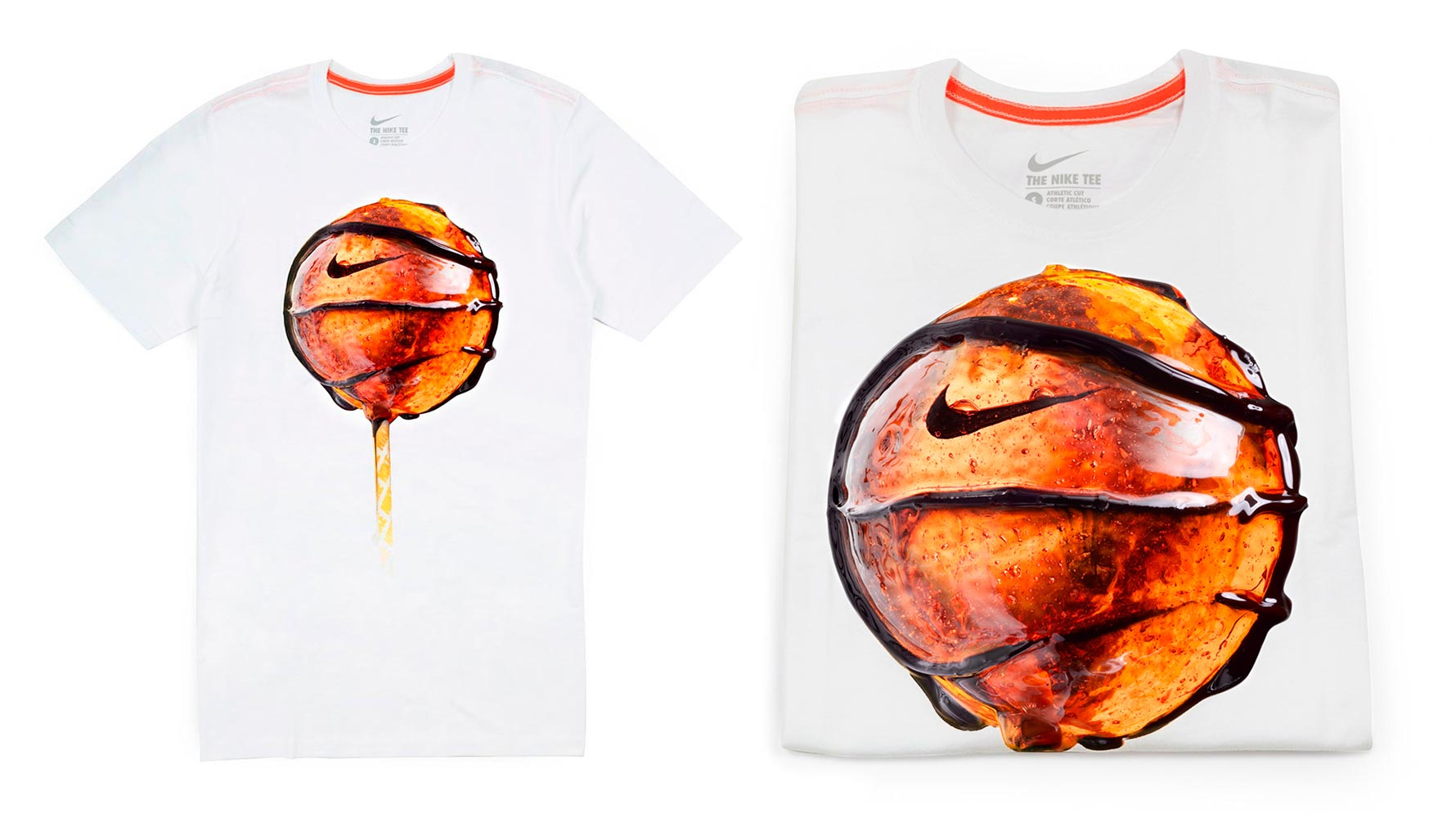 t shirt nike lollipop ball t shirt white